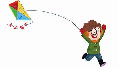 Kite Flashcard Fly Flash Card 3a