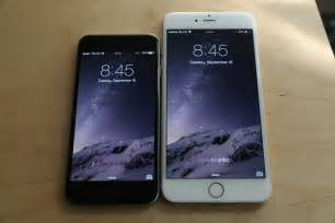iphone 6 or 6 plus most prefer the iphone 6 but the 6 plus is selling