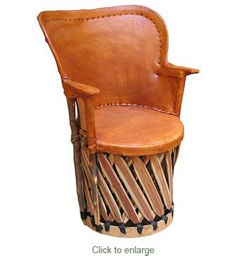 mexican equipale peacock chair