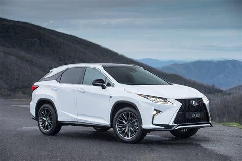 lexus cars news  lexus rx pricing  specification