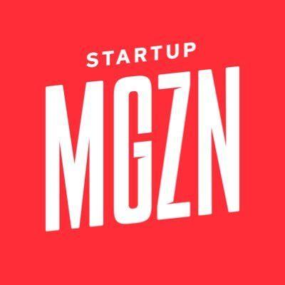 Startup MGZN on Twitter: