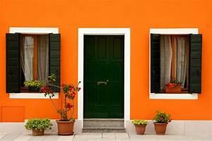Fassadenfarben Am Haus Sehen : hausfassade farbe 65 ganz gute vorschl ge ~ Markanthonyermac.com Haus und Dekorationen