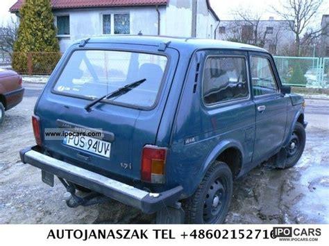 2000 Lada Niva 4x4 Lpg
