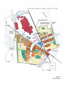 City Street Map of CA Milpitas