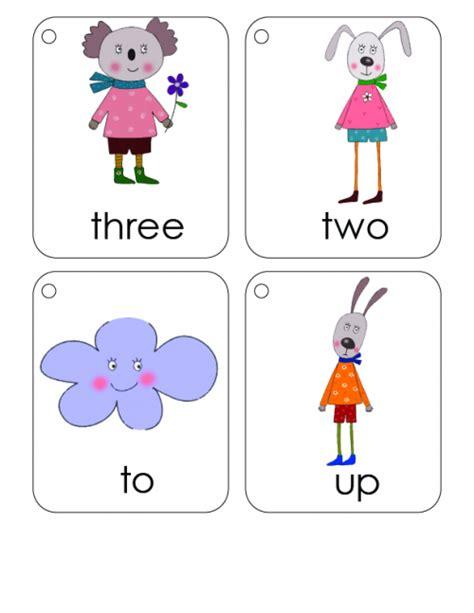 First 100 Words Flashcards #4 Kidspressmagazinecom