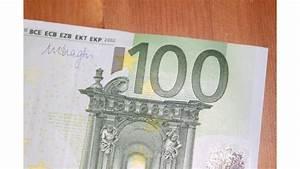 Gewächshaus Unter 100 Euro : an der kasse unter falschgeld verdacht ~ Markanthonyermac.com Haus und Dekorationen