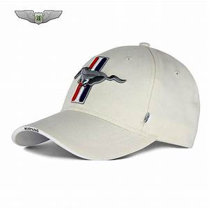 Lifestyle Collection New Genuine Ford Mustang Beige Baseball Cap Hat 35021765   eBay