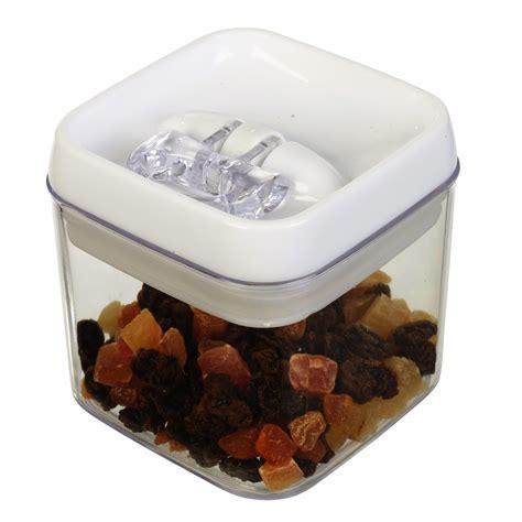 kitchen storage containers with lids wilko airtight seal cl lid kitchen storage container 8621