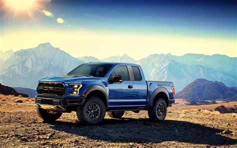 Ford F 150 Raptor 2017 Wallpapers Hd Wallpapers Id 18978