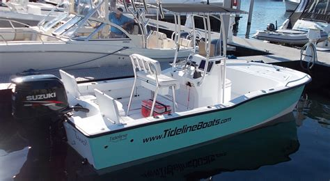 Tideline Boats by 2014 Tideline 190 Bay Catamaran New Price The Hull