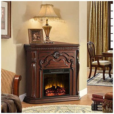 fireplaces at big lots view 42 quot corner cherry electric fireplace deals at big lots