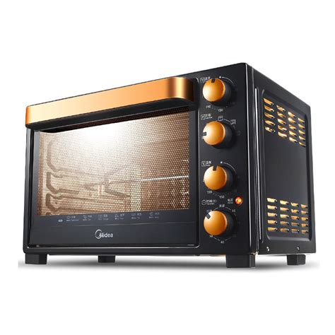 Midea 32l High Capacity Multi Function Electric Oven Home
