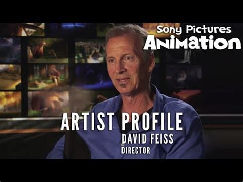 sony pictures animation director david feiss