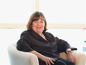 Food Network39s Ina Garten On The Power Of Saying 39no