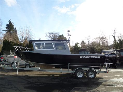 Kingfisher Boats Oregon by Fisher Coastal Express Boats For Sale