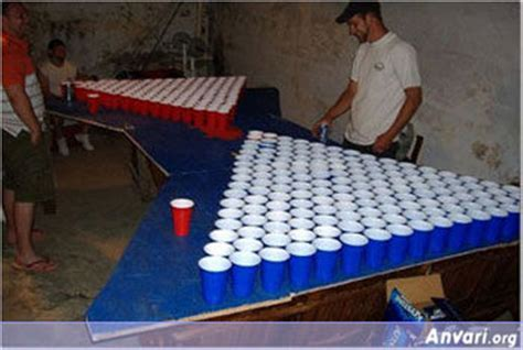 homemade beer pong table beer pong you re doing it right boombotix skullyblog