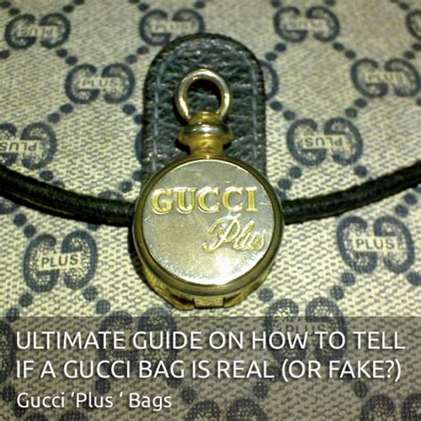 ultimate real  fake gucci bag guide case study