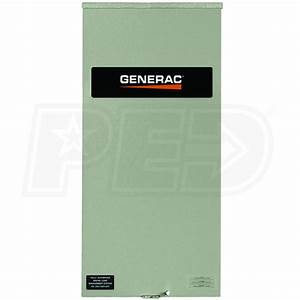 Generac Guardian Rtsy200a3 Generac Smart Switch U2122 200