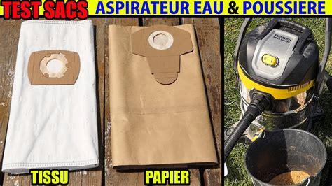 sacs pour aspirateur eau et poussi 232 re parkside pnts 1400 1300 1500 lidl paper filter bag