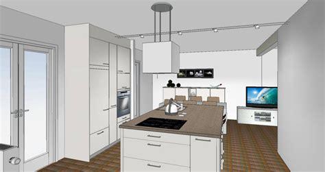 cuisine ilot central design plan de cuisines la baule guérande cuisiniste la baule guérande nazaire
