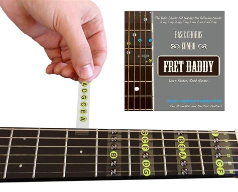 Basic Acoustic Guitar Chords for Beginners