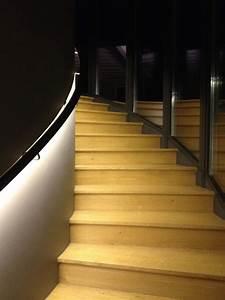 spot escalier interieur great escalier intrieur en bois With spot pour escalier interieur