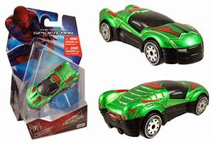 Review – The Amazing Spider-Man, Armored Lizard Car