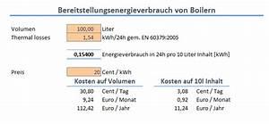 Intensität Berechnen : physik boiler warmwasserspeicher oder durchlauferhitzer erhard rainer ~ Themetempest.com Abrechnung