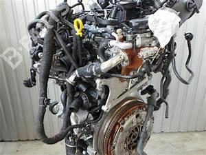 Engine Vw Polo  6r1  6c1  1 4 Tdi