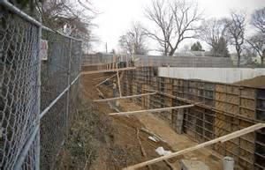 how to form a concrete retaining wall bullen chemical warehouse expansion update on the level with gardner fox