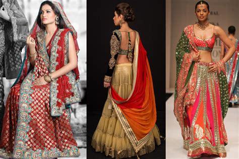 how to drape a lehenga dupatta different ways to drape a bridal lehenga dupatta in style