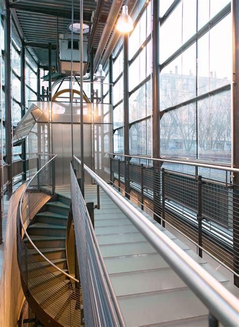 Die Architektur Der Schweizerischen Nationalbibliothek