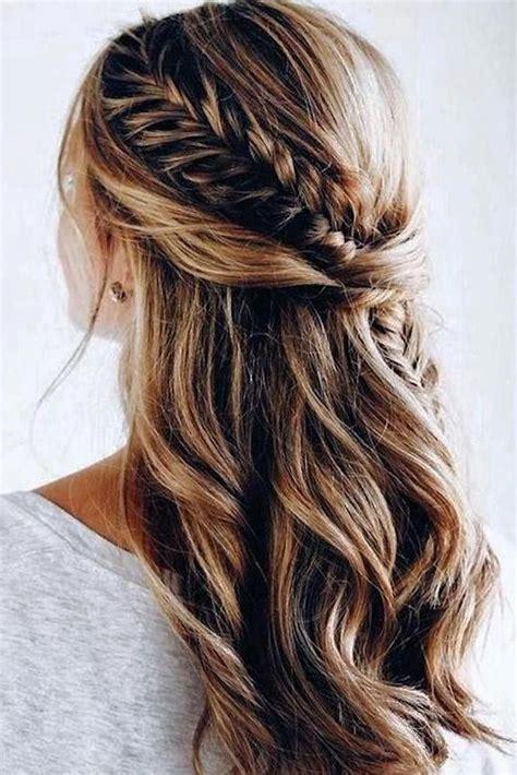 Hairstyles Up by 25 Amazing Half Up Half Wedding Hairstyles Chicwedd