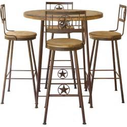 Bistro Table And Stools Set