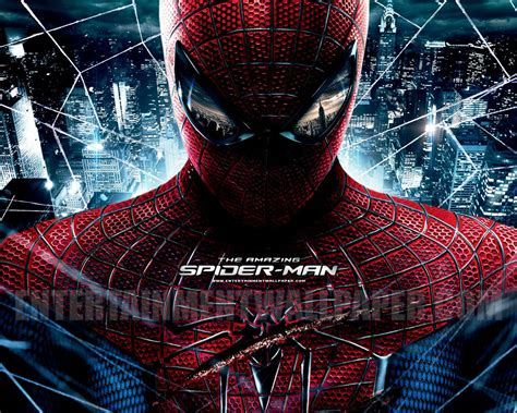 amazing spider man  upcoming movies wallpaper