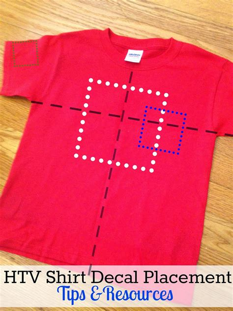 tshirt template for logo pocket htv shirt decal placement and size tips and resources