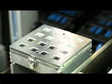 Making Of Flash Drives And Memory Cards Youtube