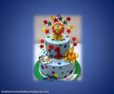tarjetas de cumplea os para ni as tortas de cumpleaños para niños tarjetas musicales de