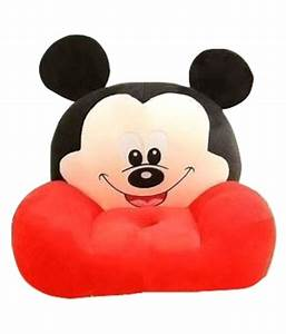 Plush Mickey Mouse Sofa/chair For Kids - Buy Plush Mickey