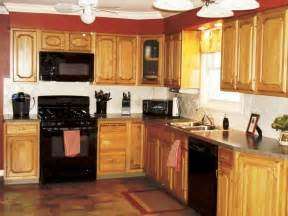 kitchen color ideas with cabinets kitchen kitchen color ideas with oak cabinets and black appliances sloped ceiling garage