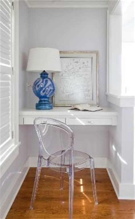 hallway nook desk  rooms spaces ideas details