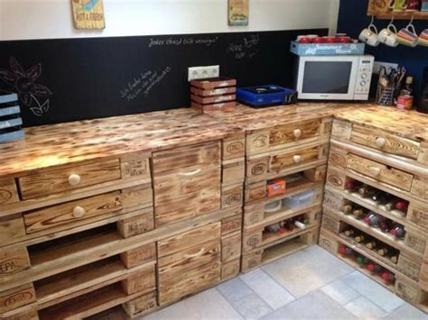 build your own bookshelves inspiring wooden pallet kitchen ideas ideas with pallets