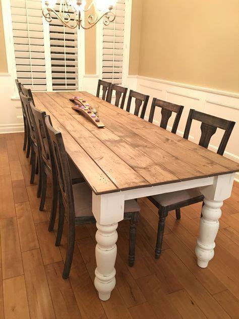 build  stylish kitchen table    farmhouse