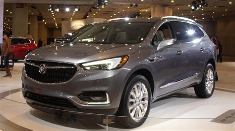 Buick Small Crossover by 2018 Buick Enclave Suv Upscale Consumer Reports