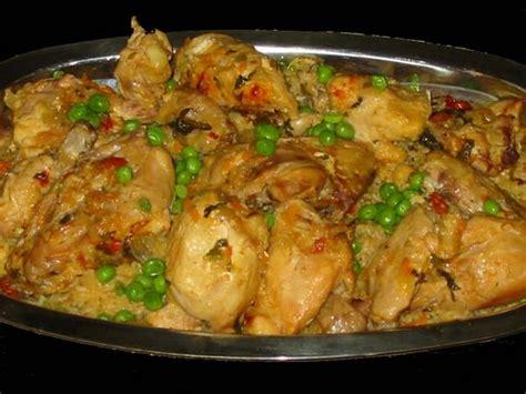 recette de cuisine portugaise recette de poulet au riz la recette facile