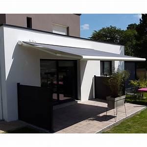Store Banne Terrasse : store banne lambrequin enroulable good titre de votre ~ Edinachiropracticcenter.com Idées de Décoration