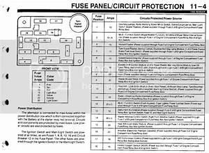 Wiring Diagram  28 93 Ford Ranger Fuse Diagram