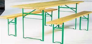 Table Et Banc En Bois : ensemble table et banc en bois pragues 2974 1er site ~ Melissatoandfro.com Idées de Décoration