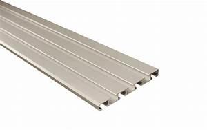 Gardinenschiene 2 Läufig Alu : 4 l ufige vorhangschiene aus aluminium silber ~ Markanthonyermac.com Haus und Dekorationen