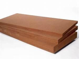 Panneau Isolant Decoratif : steico therm f rigide panneau de fibre de bois acheter ~ Premium-room.com Idées de Décoration